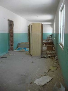 Direct by owner old Abandoned school house for sale southern Bulgaria nr greek border
