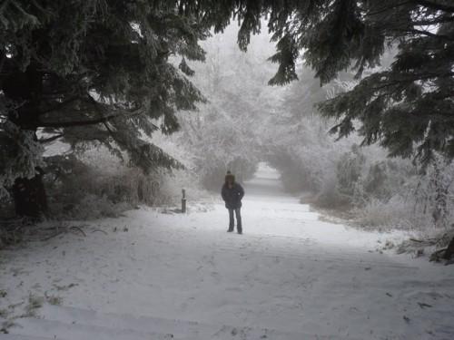 shipka in the winter