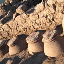 Ancient Perperikon earthenware
