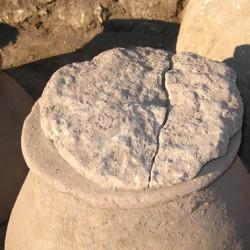 Ancient pots found at Perperikon