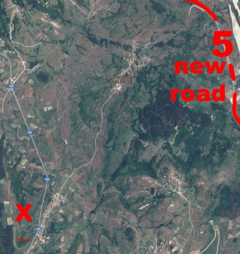agricultural land for sale Kirkovo